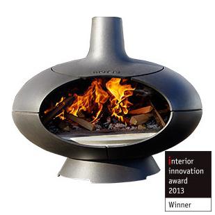Morso outdoor oven