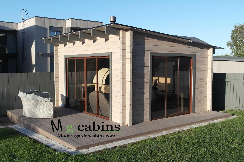 Modular Garden cabin